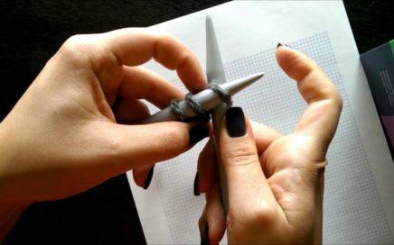 Curso Express para aprender a tejer. Episodio 1: Montar los puntos